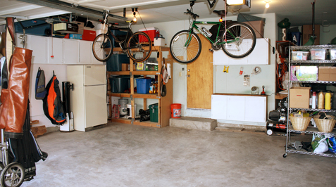 Garage AFTER organization
